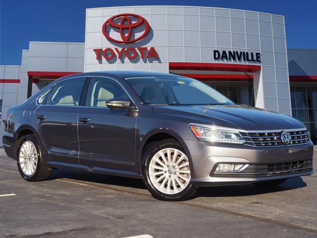 Used 2016 Volkswagen Passat in Danville, VA