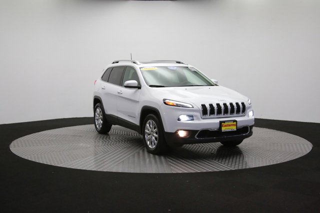 2017 Jeep Cherokee for sale 124861 46