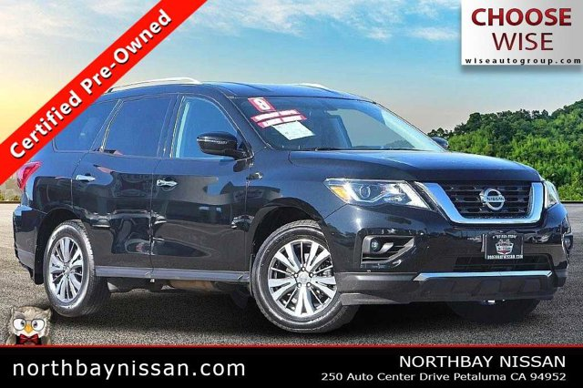 2019 Nissan Pathfinder SV 4x4 SV Regular Unleaded V-6 3.5 L/213 [6]