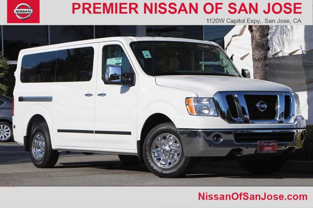 New 2019 Nissan NV Passenger in San Jose, CA