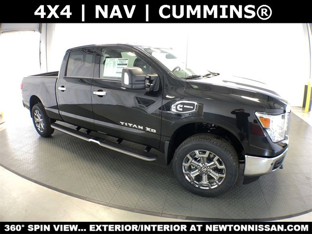 New 2019 Nissan Titan XD in Gallatin, TN