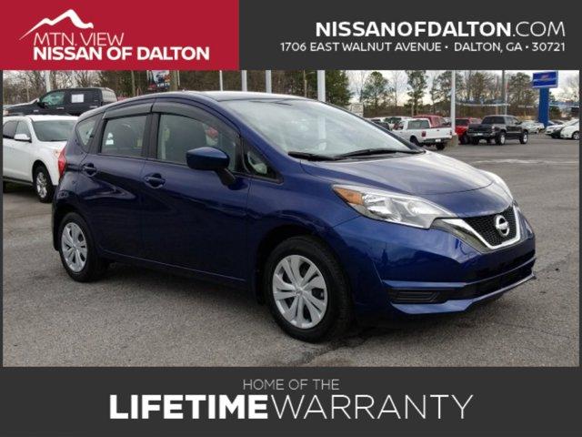 Used 2018 Nissan Versa Note in Dalton, GA