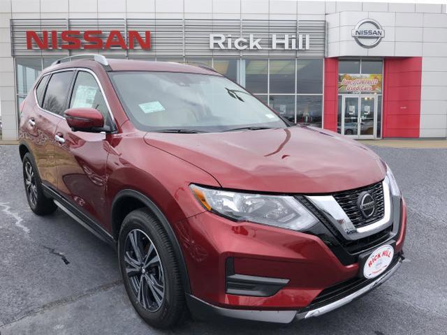 New 2020 Nissan Rogue in Dyersburg, TN