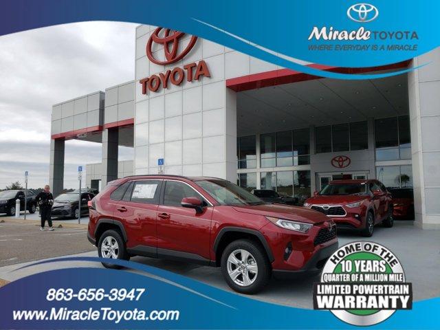 New 2020 Toyota RAV4 in Haines City, FL