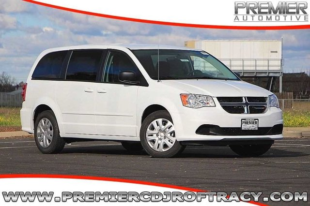 New 2017 Dodge Grand Caravan in Tracy, CA