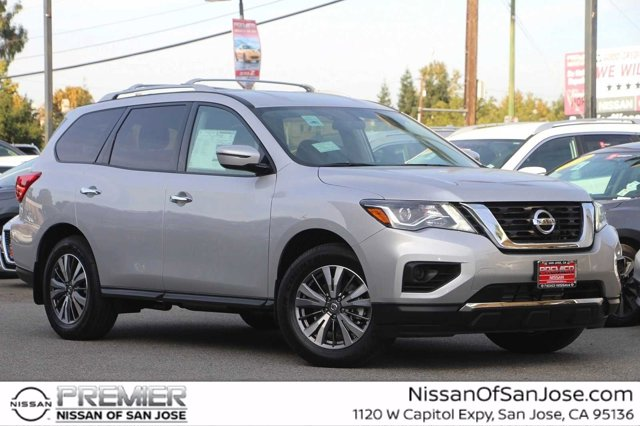 New 2020 Nissan Pathfinder in San Jose, CA