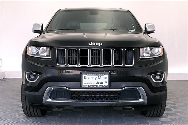 Used 2015 Jeep Grand Cherokee RWD 4dr Limited