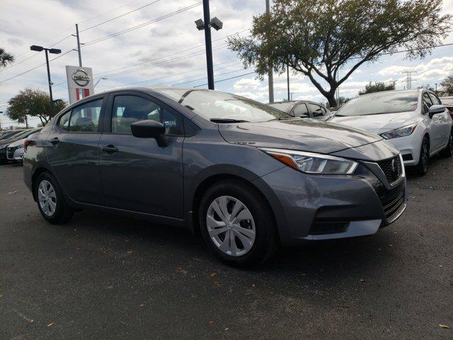 New 2020 Nissan Versa in Tampa, FL