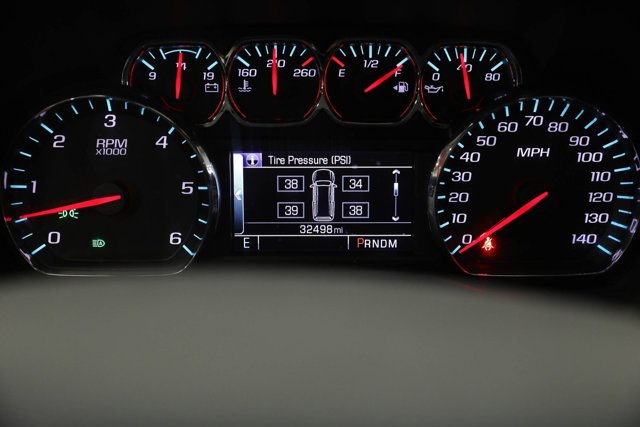 2016 Chevrolet Suburban for sale 125263 15