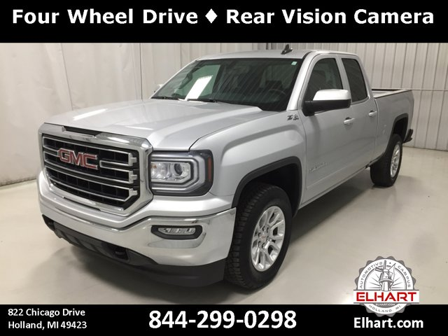 Used 2016 GMC Sierra 1500 in Holland, MI