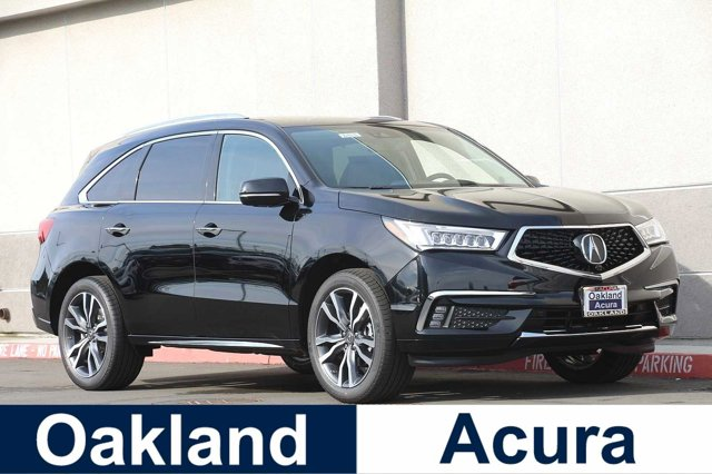2020 Acura MDX w/AdvancePkg