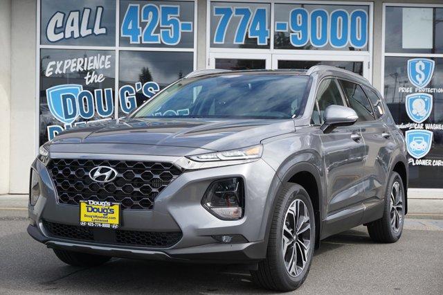 New 2020 Hyundai Santa Fe in Lynnwood Seattle Kirkland Everett, WA