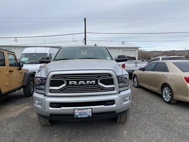 Used 2018 Ram 2500 Laramie 4x4 Crew Cab 8' Box