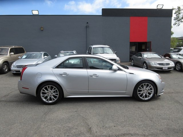 Photo 30 of this used 2012 Cadillac CTS Sedan vehicle for sale in San Rafael, CA 94901
