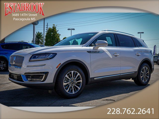New 2019 Lincoln Nautilus in , MS