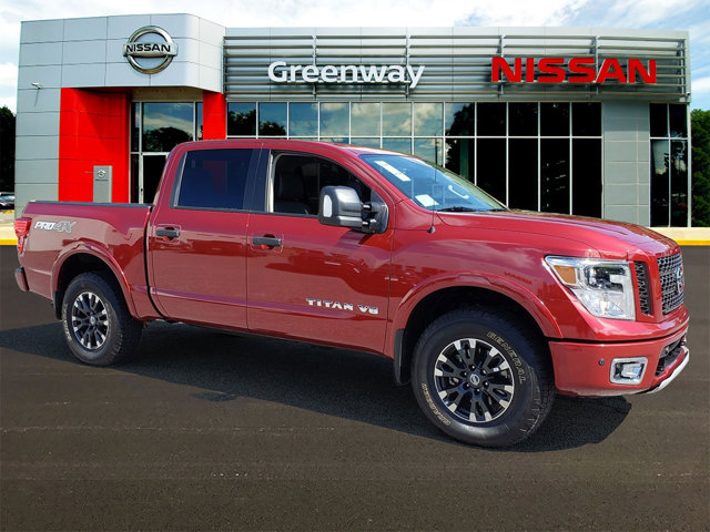 New 2019 Nissan Titan in Brunswick, GA