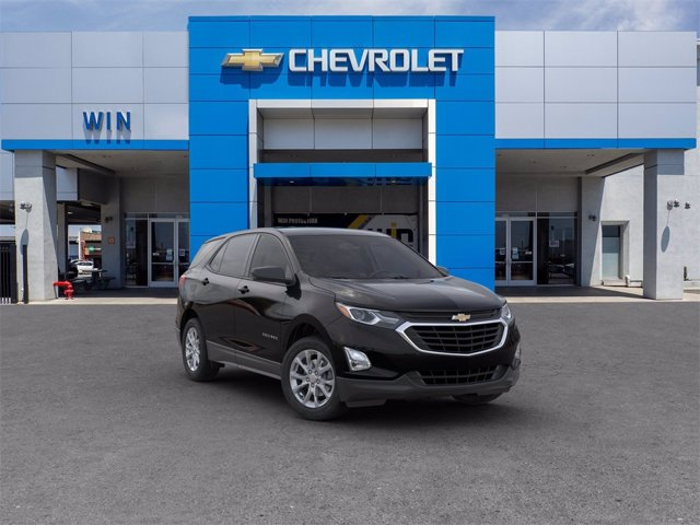 2020 Chevrolet Equinox LS FWD 4dr LS w/1LS Turbocharged Gas I4 1.5L/92 [8]
