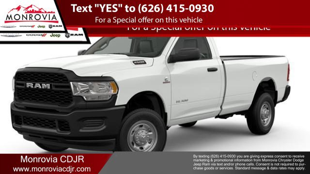 2019 Ram 2500 Tradesman Tradesman 4x2 Reg Cab 8′ Box Premium Unleaded V-8 6.4 L/392 [0]