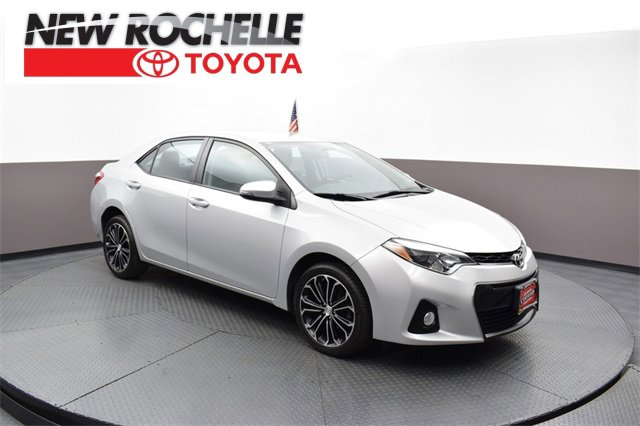 Used 2016 Toyota Corolla in New Rochelle, NY