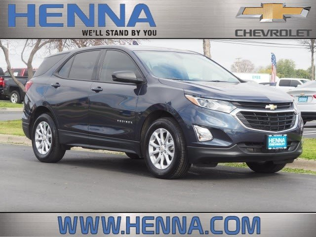 Used 2019 Chevrolet Equinox in Austin, TX