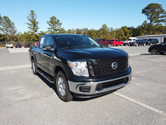 New 2019 Nissan Titan in Waycross, GA