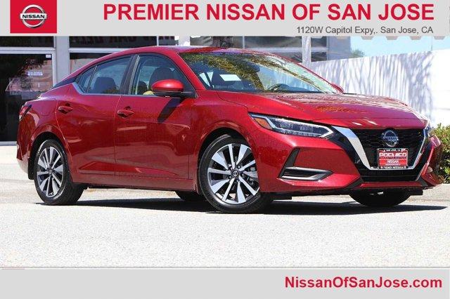 New 2020 Nissan Sentra in San Jose, CA