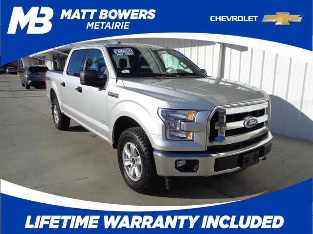 Used 2017 Ford F-150 in New Orleans, and Slidell, LA