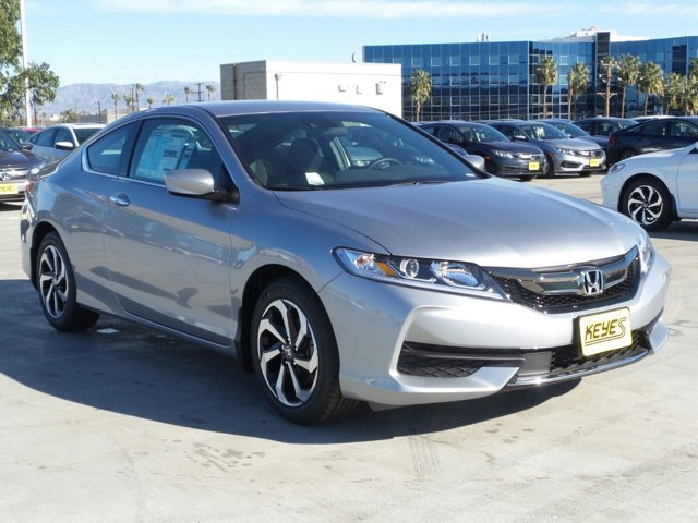 New 2017 Honda Accord Coupe LX-S CVT w-Honda Sensing