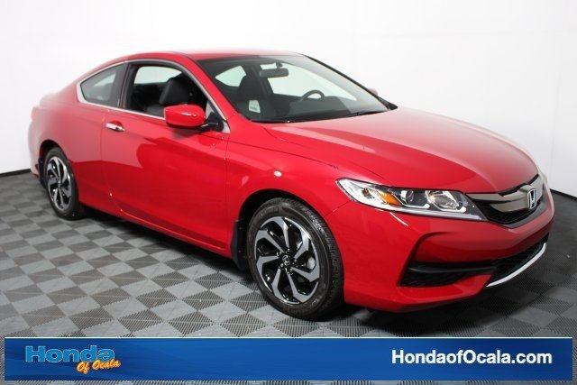 New 2017 Honda Accord Coupe in Ocala, FL