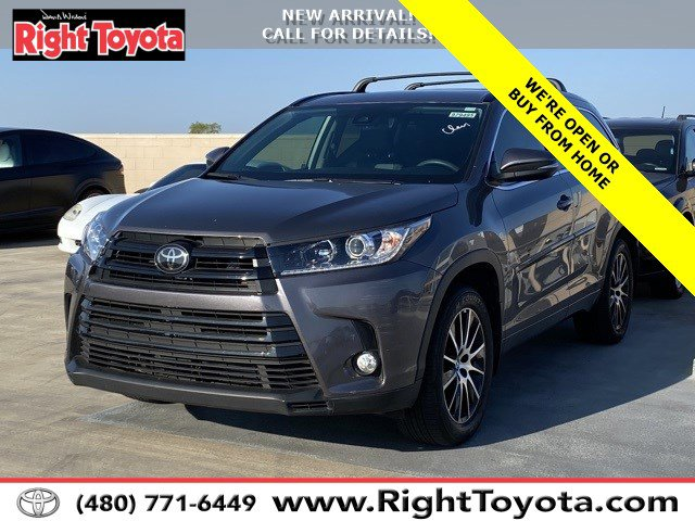 2018 Toyota Highlander SE SE V6 AWD Regular Unleaded V-6 3.5 L/211 [2]