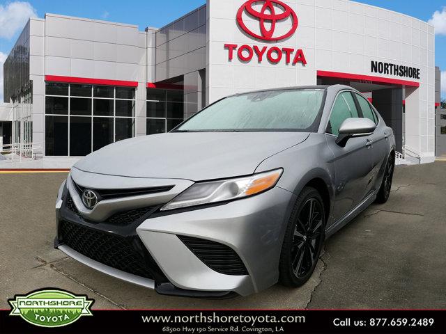 New 2020 Toyota Camry in Covington, LA
