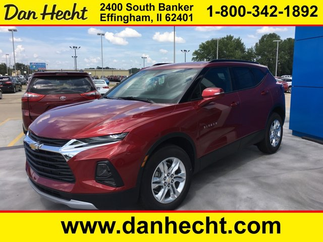 New 2019 Chevrolet Blazer in Effingham, IL