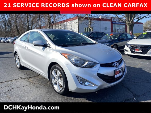 Used 2013 Hyundai Elantra Coupe in , NJ