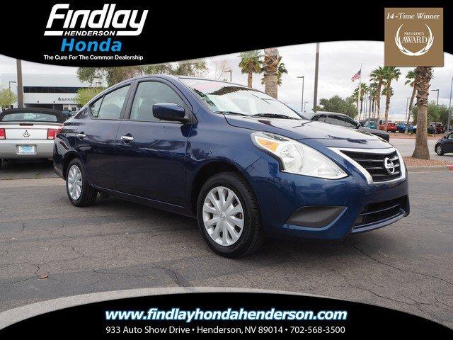 Used 2019 Nissan Versa in Las Vegas, NV