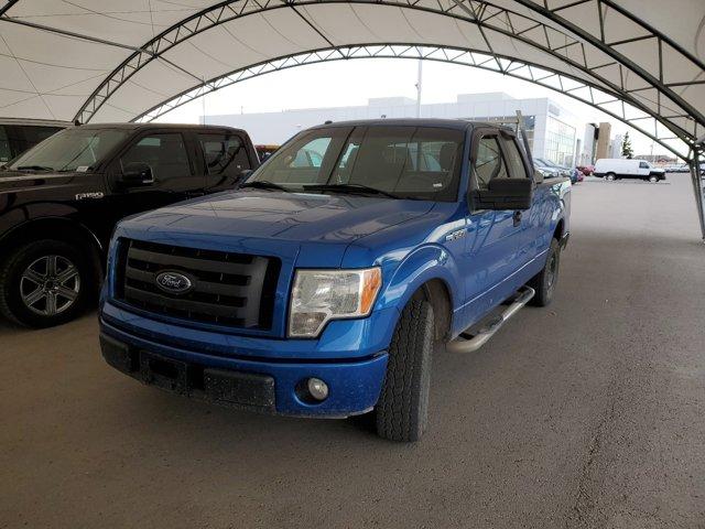 2009 Ford F-150 F150 Gas V8 4.6L/281 [1]