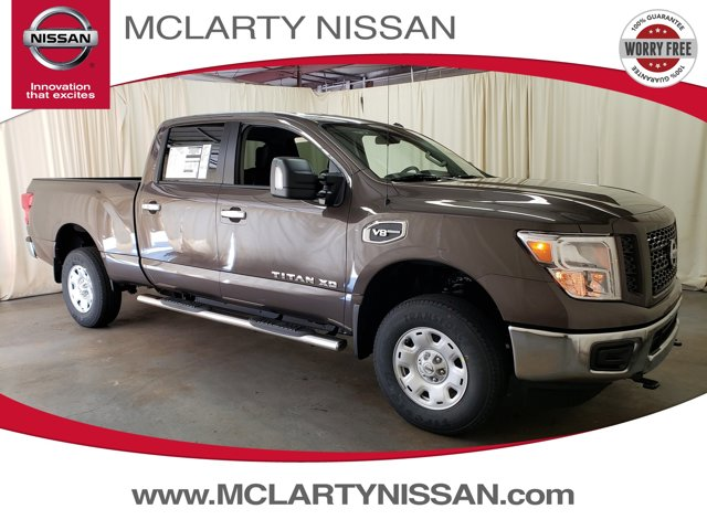 New 2019 Nissan Titan XD in Little Rock, AR