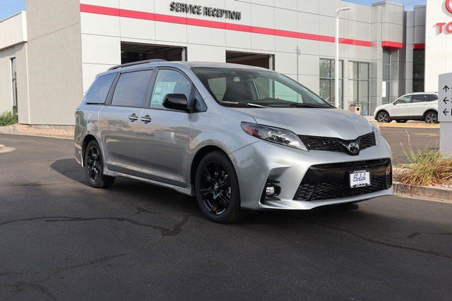 New 2020 Toyota Sienna in Greeley, CO