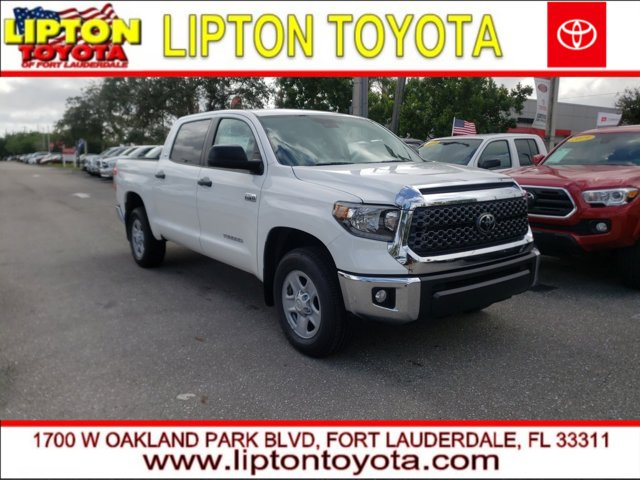 New 2020 Toyota Tundra in Ft. Lauderdale, FL