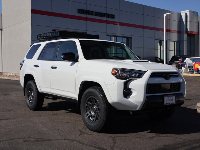 New 2020 Toyota 4Runner in Greeley, CO