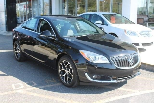 New 2017 Buick Regal in Gainesville, FL