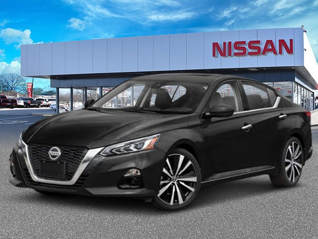 2021 Nissan Altima 2.5 SL 2.5 SL AWD Sedan Regular Unleaded I-4 2.5 L/152 [1]