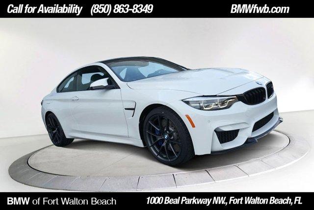 New 2020 BMW M4 in Fort Walton Beach, FL