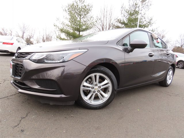 Used 2017 Chevrolet Cruze in Nanuet, NY