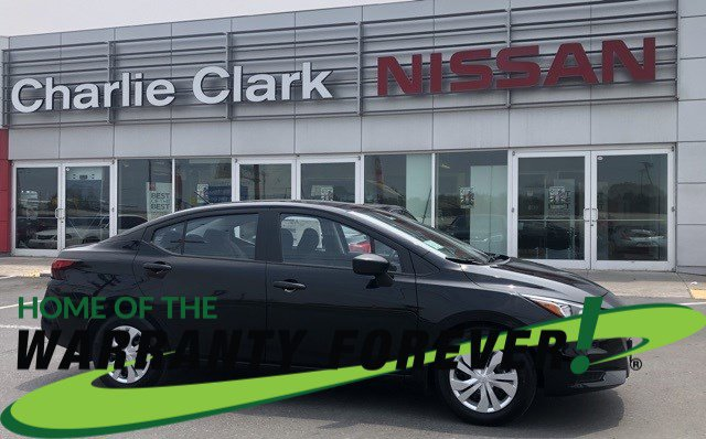 2021 Nissan Versa S S CVT Regular Unleaded I-4 1.6 L/98 [18]
