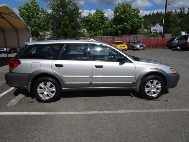 Used 2005 Subaru Legacy Wagon Outback 2.5i Auto