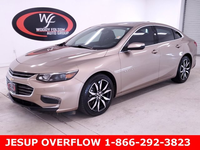 Used 2018 Chevrolet Malibu in Baxley, GA