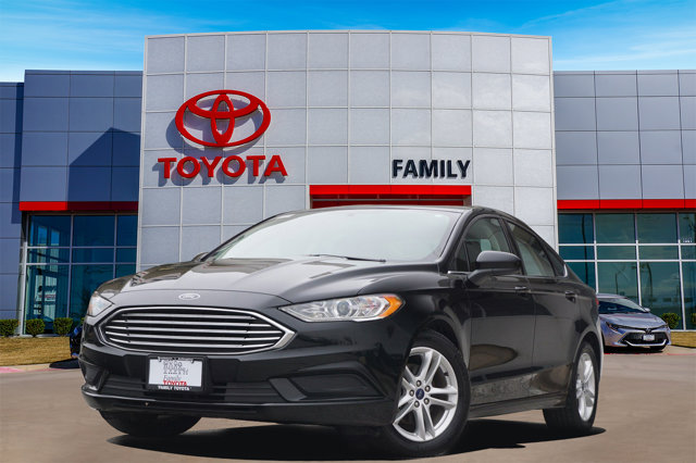 Used 2018 Ford Fusion in Burleson, TX