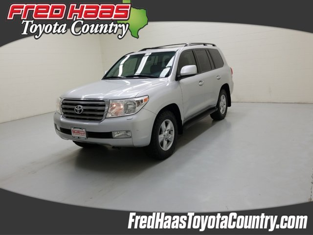 2011 Toyota Land Cruiser Base