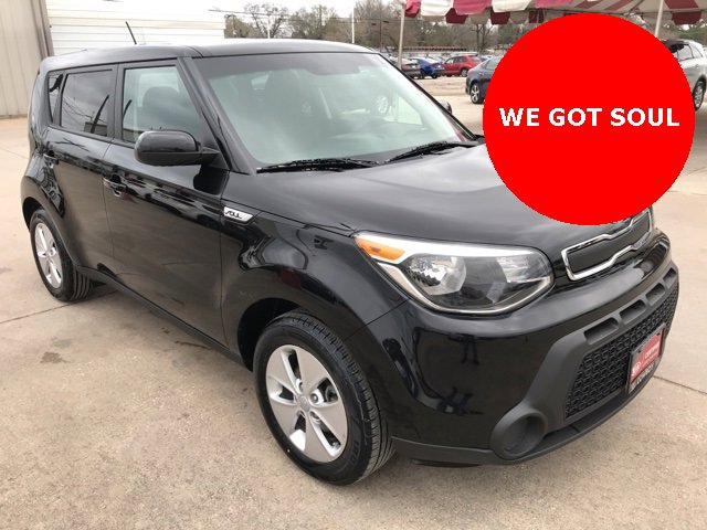 Used 2016 KIA Soul in Conroe, TX