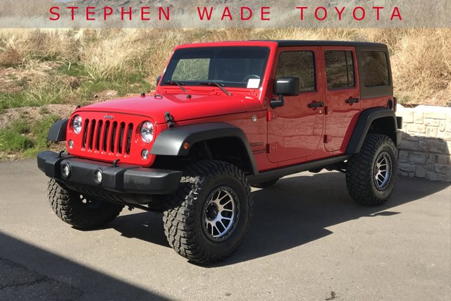 Used 2017 Jeep Wrangler Unlimited in St. George, UT